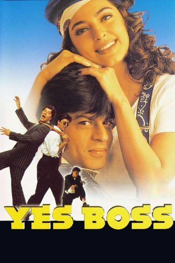 Yes Boss Poster