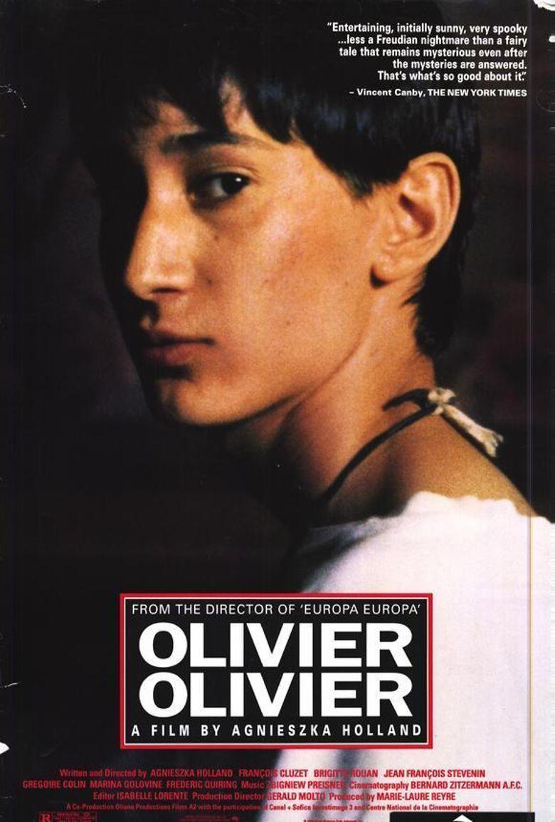 Olivier, Olivier Poster