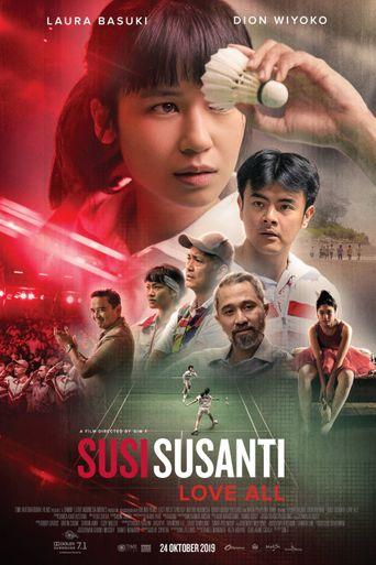 Susi Susanti - Love All Poster