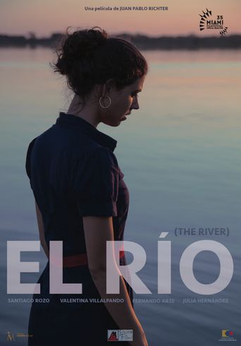 El Río Poster