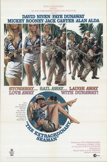The Extraordinary Seaman Poster