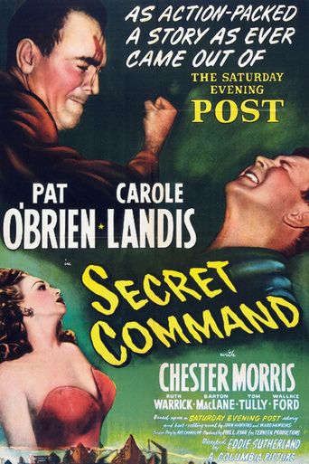 Secret Command Poster