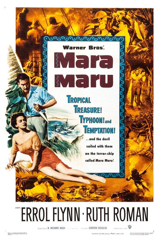 Mara Maru Poster
