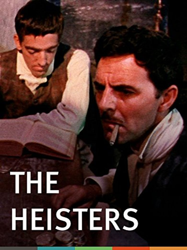 The Heisters Poster
