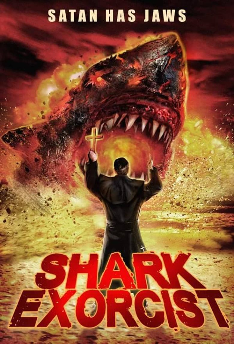 Shark Exorcist Poster