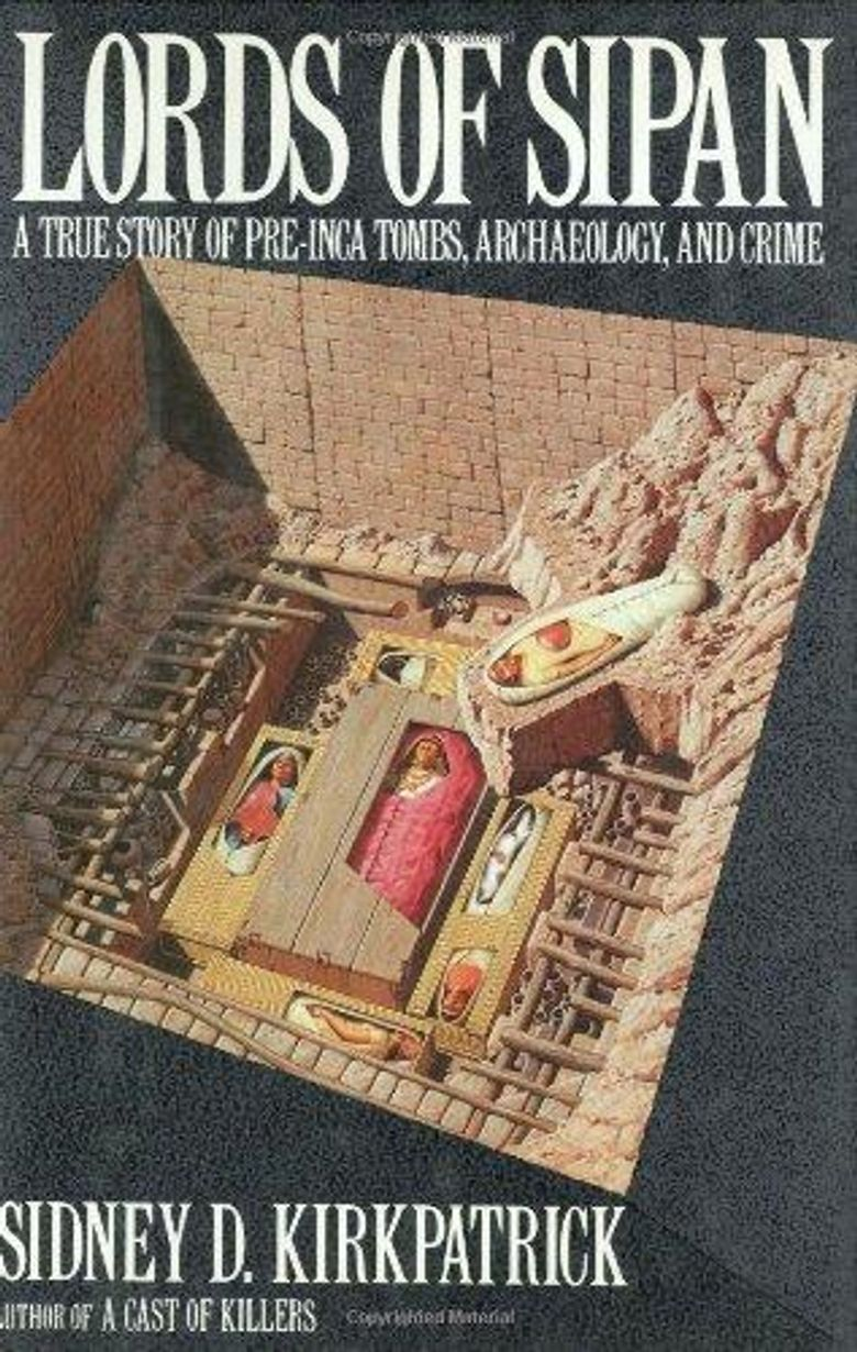 The Lord of Sipan Poster