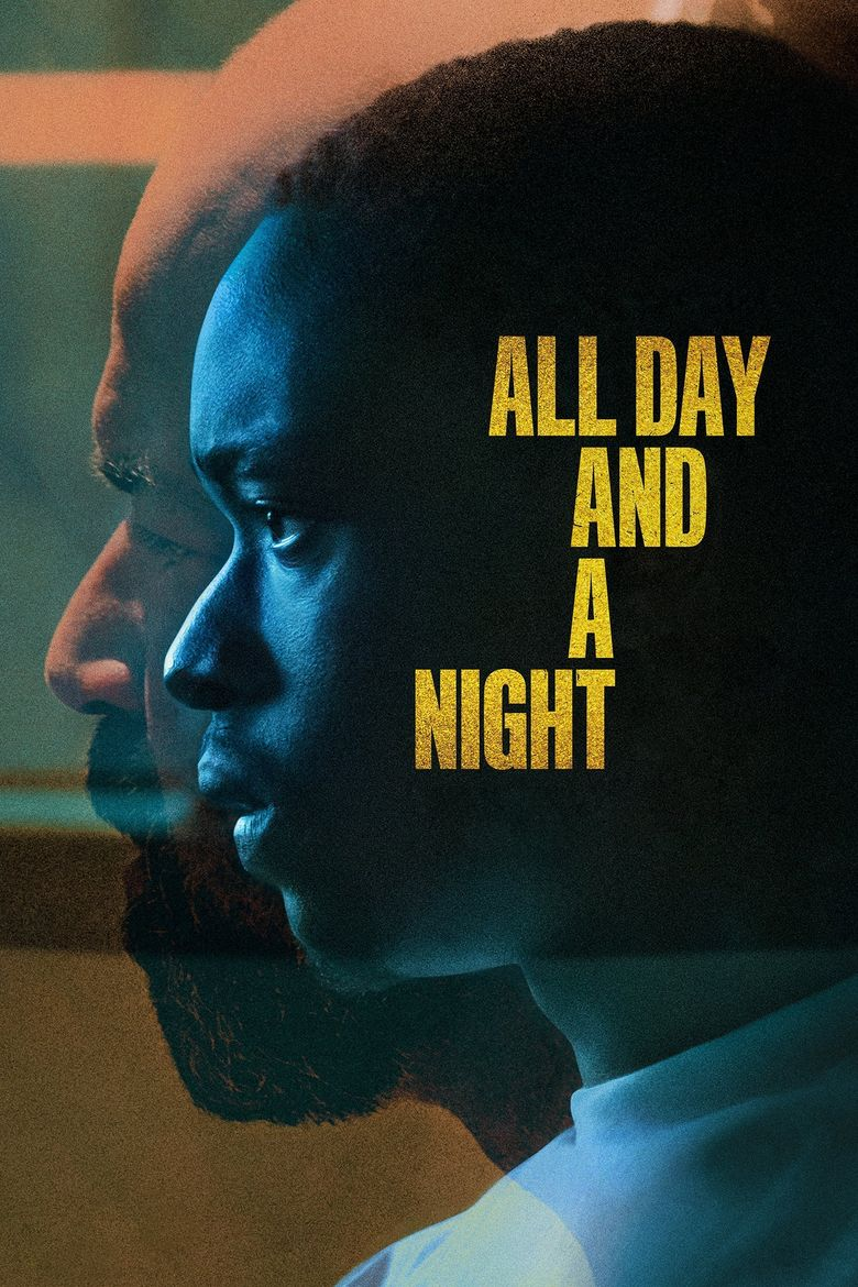 All Day and a Night Poster