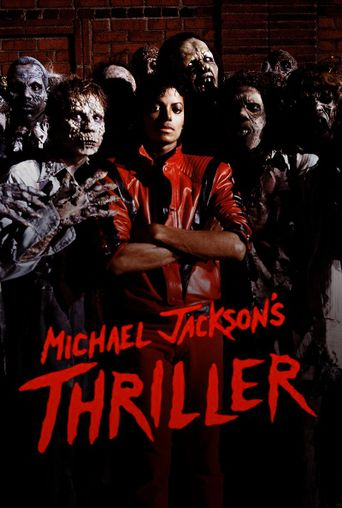 Michael Jackson's Thriller Poster