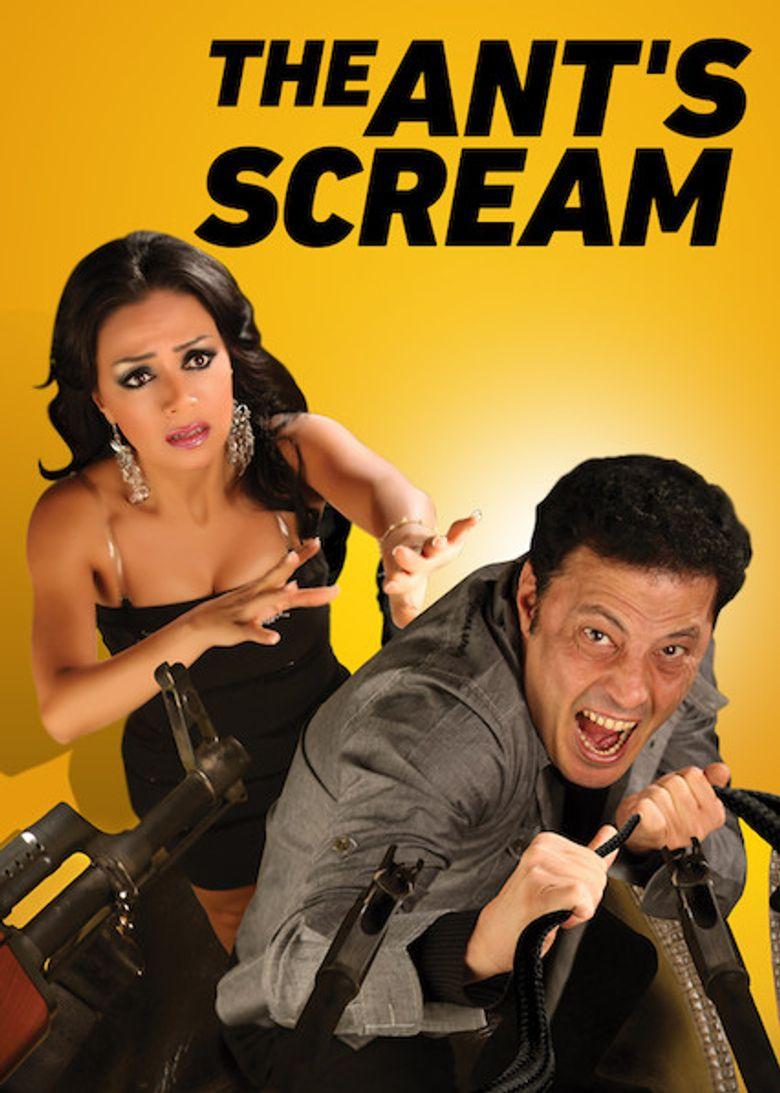 Ant Scream Poster