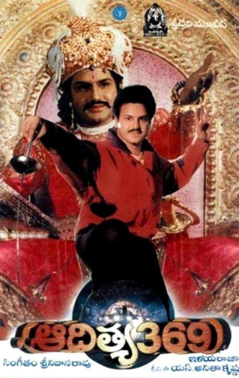 Aditya 369 Poster