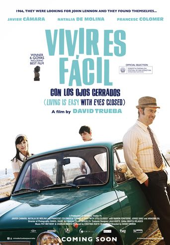 Watch Living Is Easy With Eyes Closed