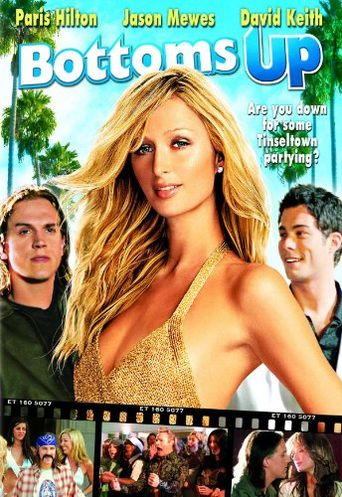 Bottoms Up Poster