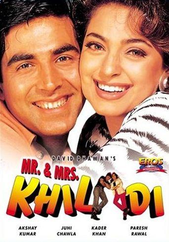 Mr. & Mrs. Khiladi Poster