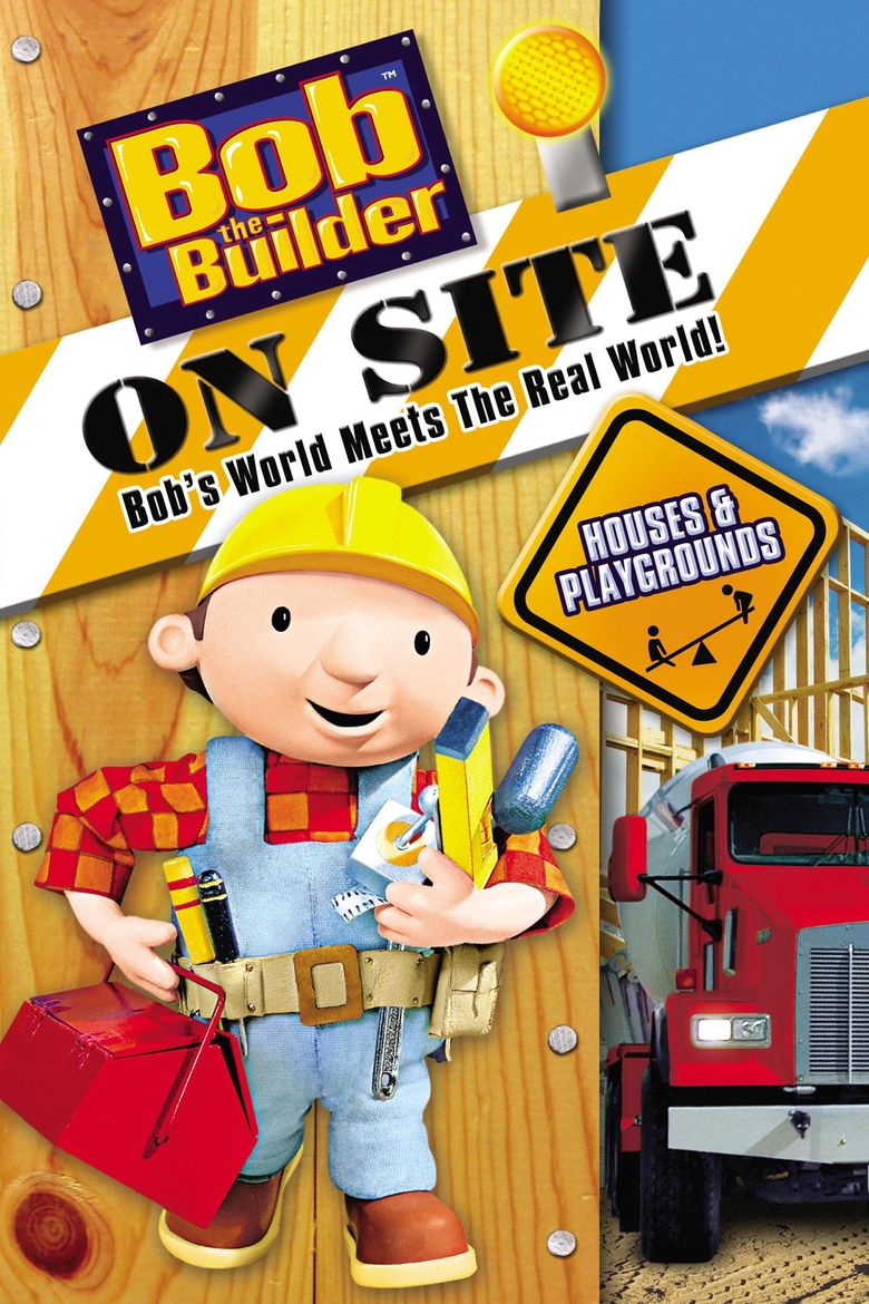 Watch Bob the Builder On Site: Houses & Playgrounds