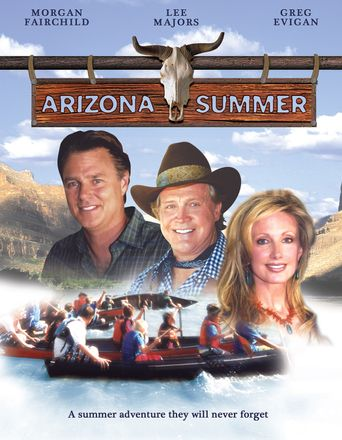 Arizona Summer Poster