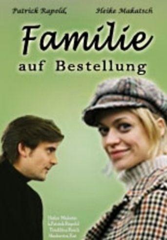 Familie auf Bestellung Poster