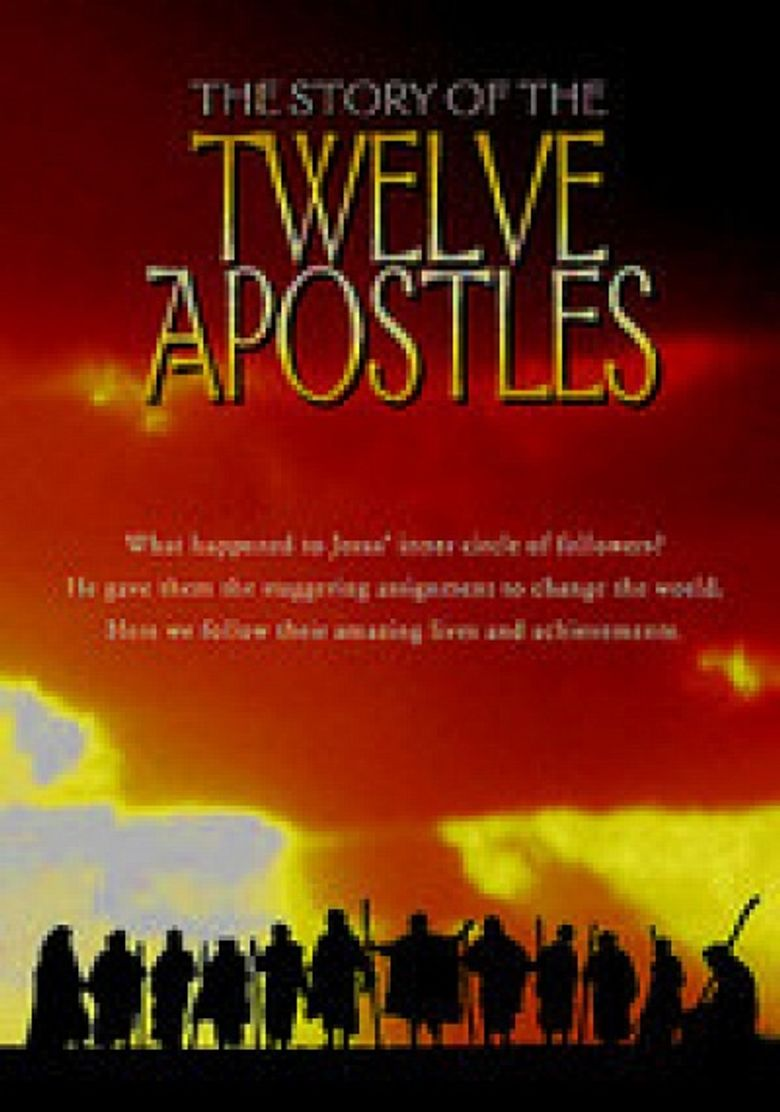 The Story of the Twelve Apostles Poster