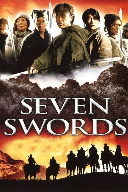 Seven Swords Poster