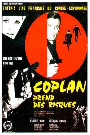 Coplan prend des risques Poster