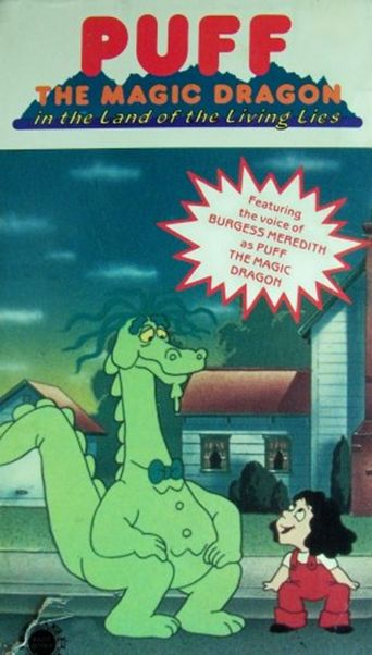 Puff the Magic Dragon: The Land of the Living Lies Poster