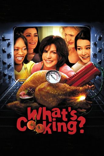 What's Cooking? Poster