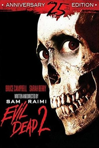 Swallowed Souls: The Making of Evil Dead 2 Poster