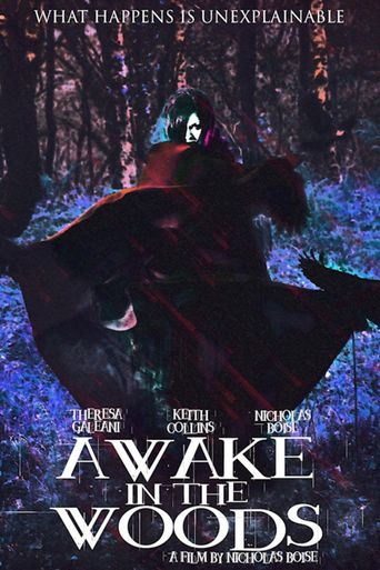 Awake In The Woods Poster