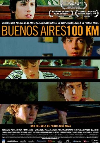 Buenos Aires 100 KM Poster
