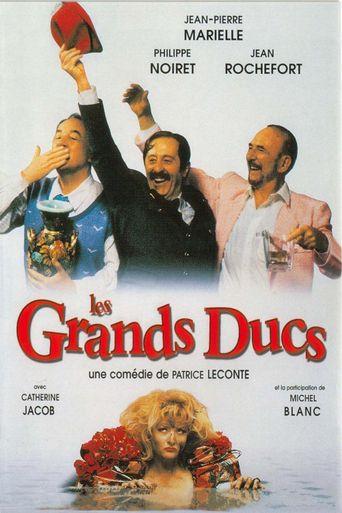The Grand Dukes Poster