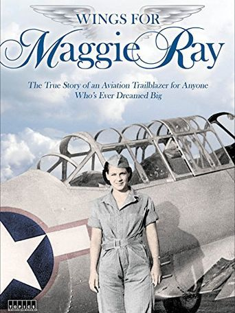 Wings for Maggie Ray Poster