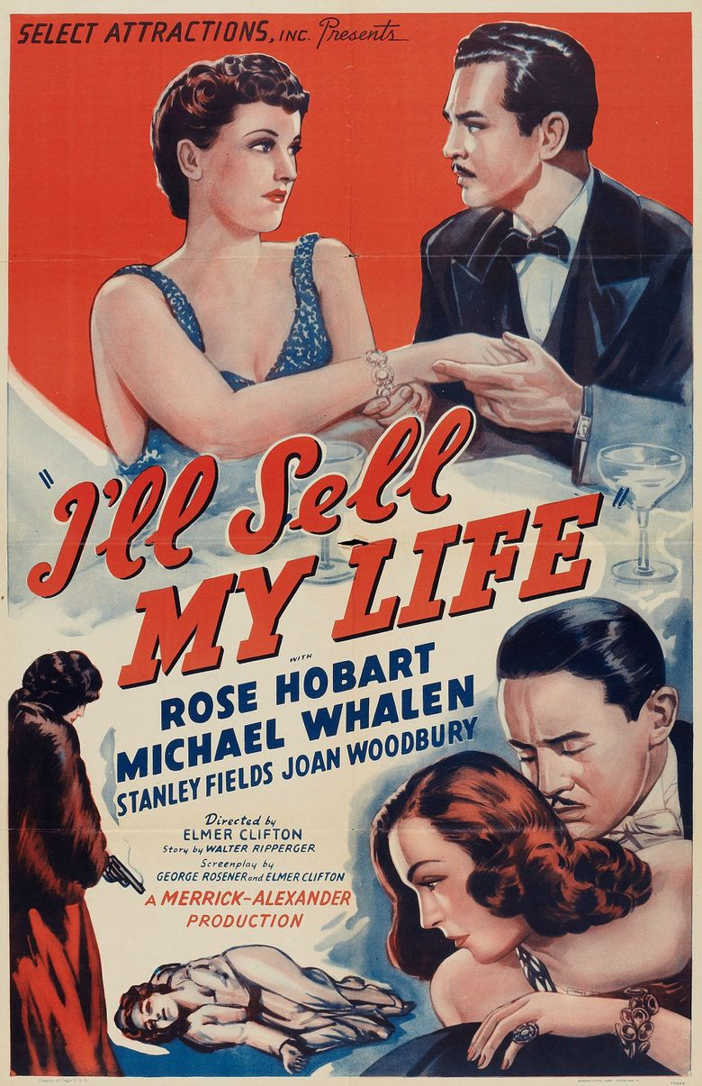 I'll Sell My Life Poster
