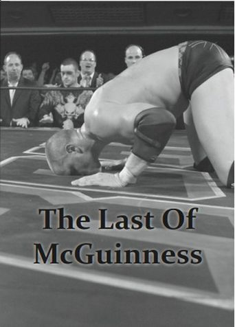 The Last of McGuinness Poster
