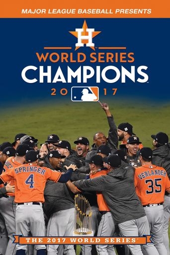 2017 World Series Champions: The Houston Astros Poster
