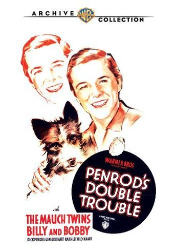 Penrod's Double Trouble Poster