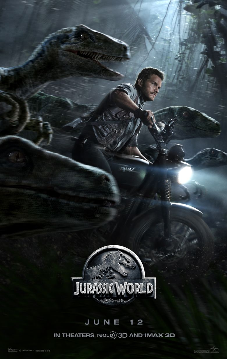 Watch Jurassic World