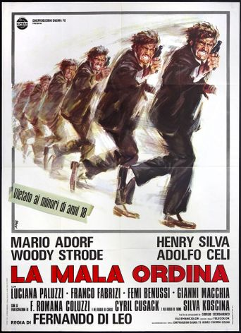 The Italian Connection Poster