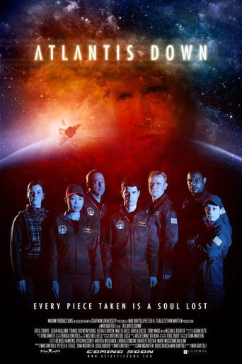 Atlantis Down Poster