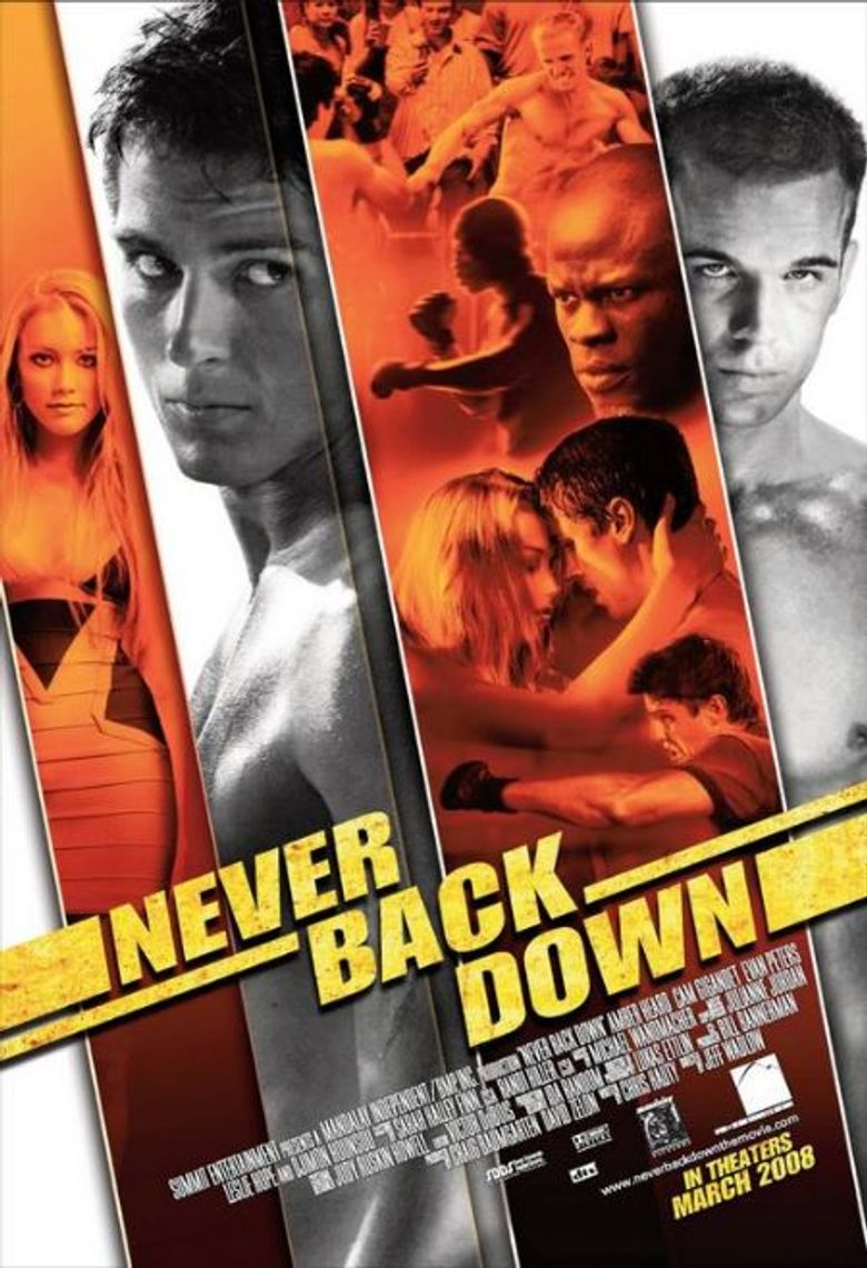 Never Back Down (2008) - Watch on Netflix, Epix, and