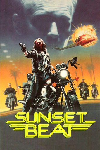 Sunset Beat Poster