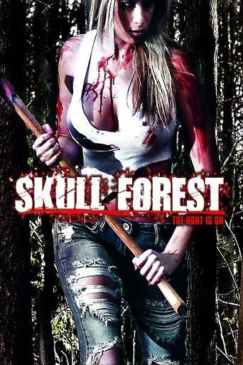 Skull Forest Poster