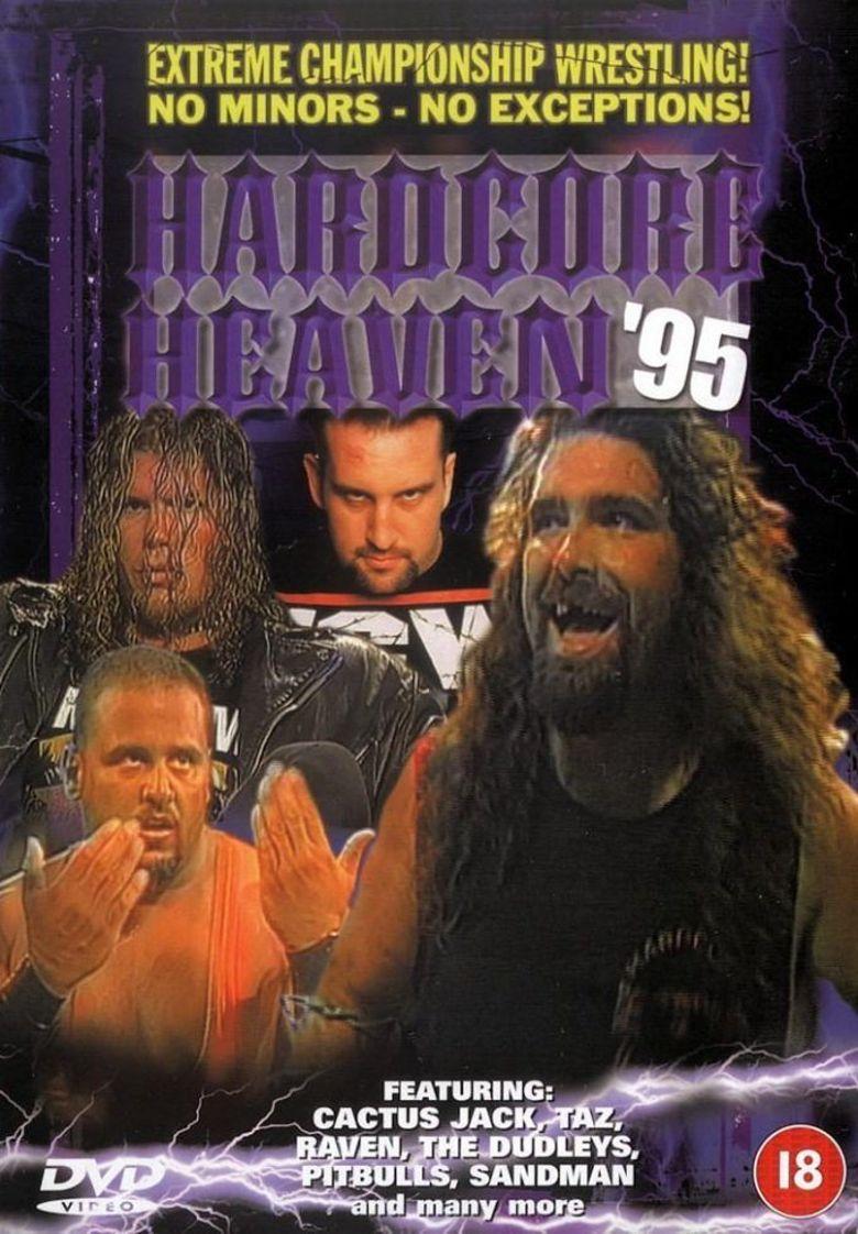 ECW Hardcore Heaven '95 Poster