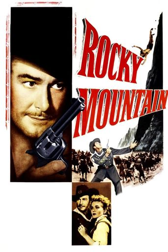 Rocky Mountain Poster