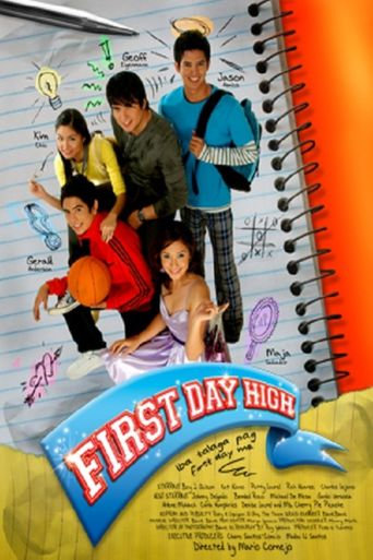First Day High Poster