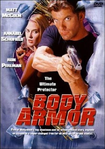 Body Armor Poster