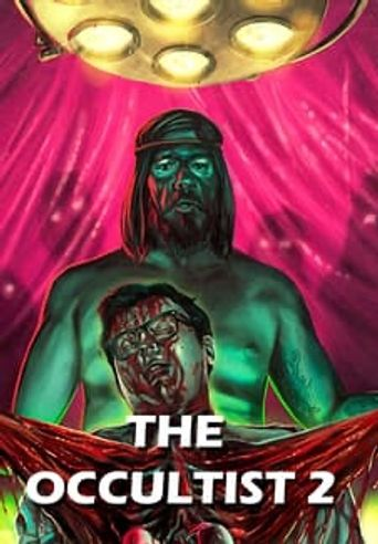 The Occultist 2: Bloody Guinea Pigs Poster