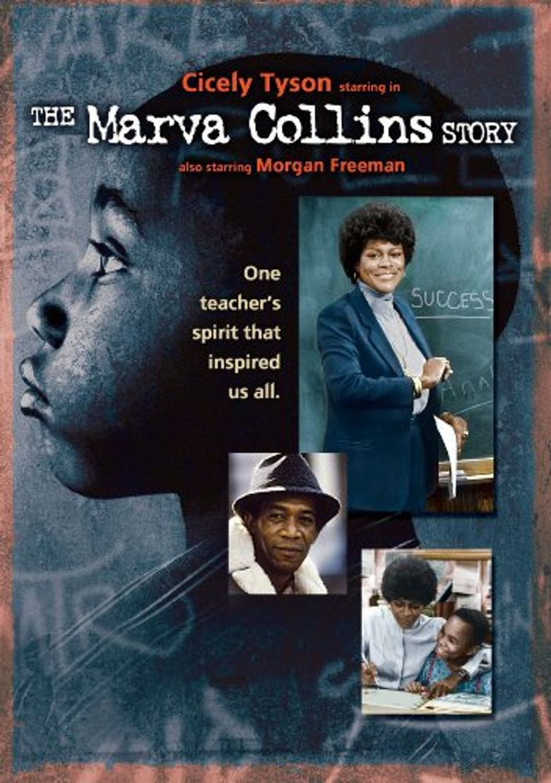 The Marva Collins Story Poster
