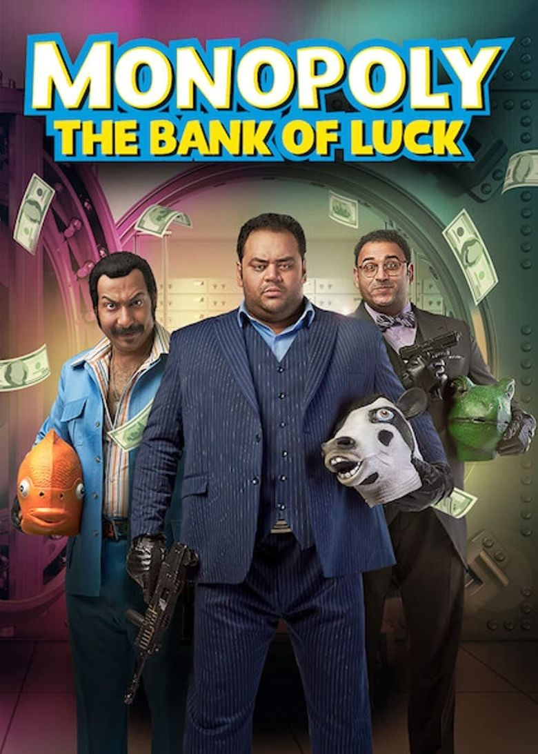 Monopoly ( Bank Of Luck) Poster