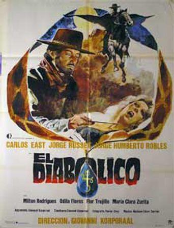 El diabólico Poster