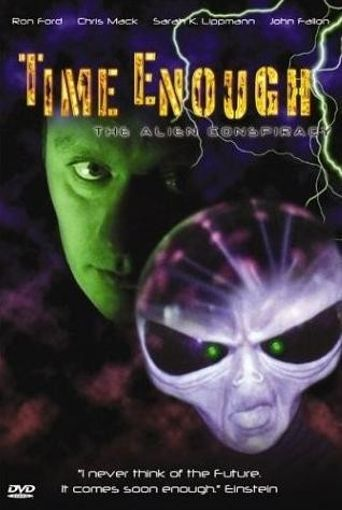 Time Enough: The Alien Conspiracy Poster