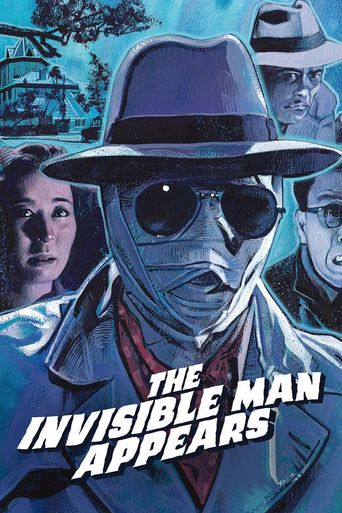 The Invisible Man Appears Poster
